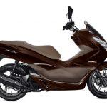 moto sem marchas honda