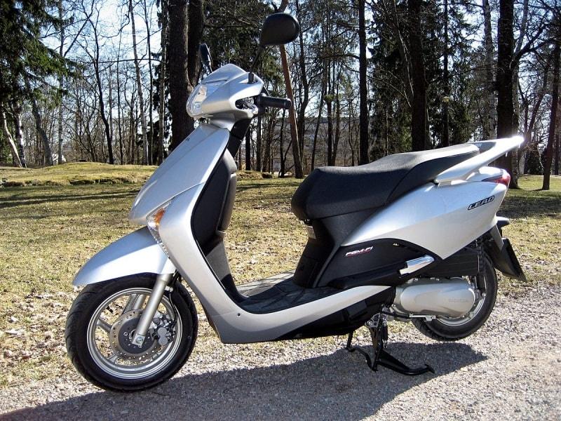 Scooter Honda Lead 110 Preço Consumo Fotos Ficha Técnica etc