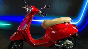 Scooter Vespa Série Histórica Edição Limitada- Preço, Consumo, Fotos, Ficha Técnica etc.