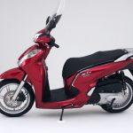 scooter sh300i honda ficha tecnica
