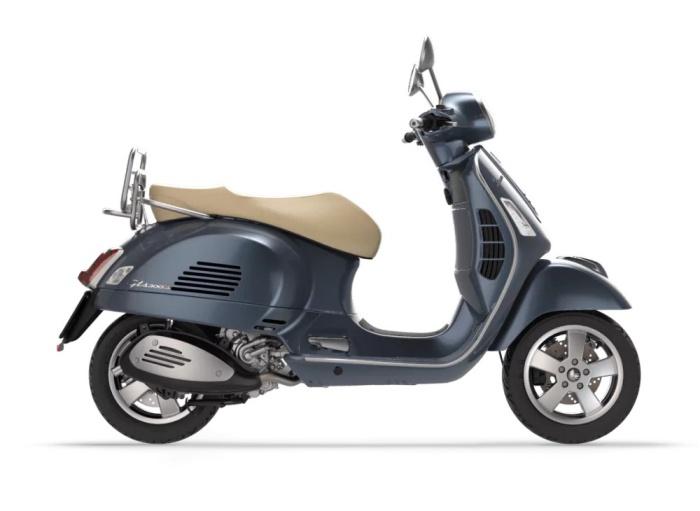 Scooter Vespa GTS 300- Preço, Consumo, Fotos, Ficha Técnica etc.
