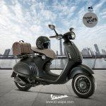vespa scooter armani 946